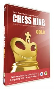 Chess King Gold + Гудини 4 ПРО