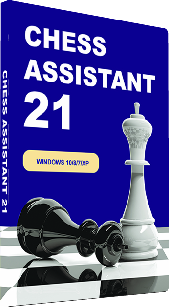 Chess Assistant 21 Проф. пакет (DVD)